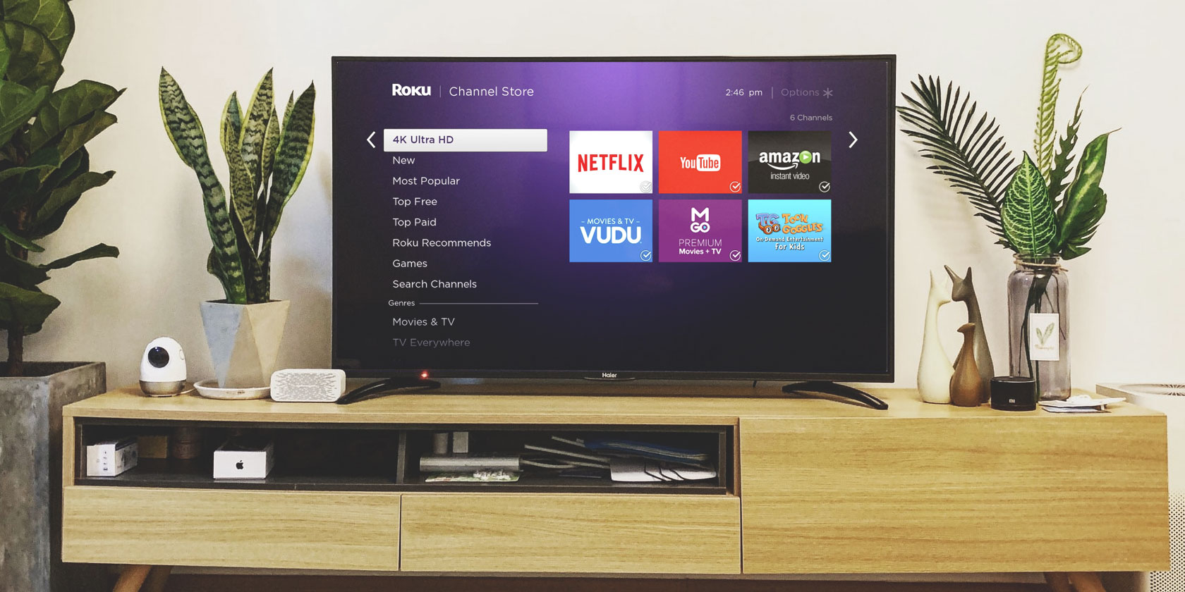 How to Get Google on Your Roku - MakeUseOf