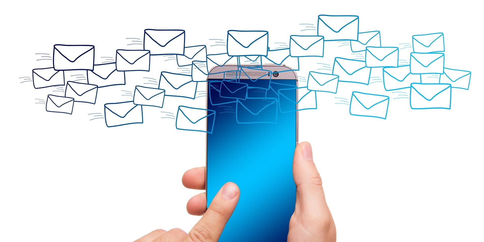 berhenti mengirim spam