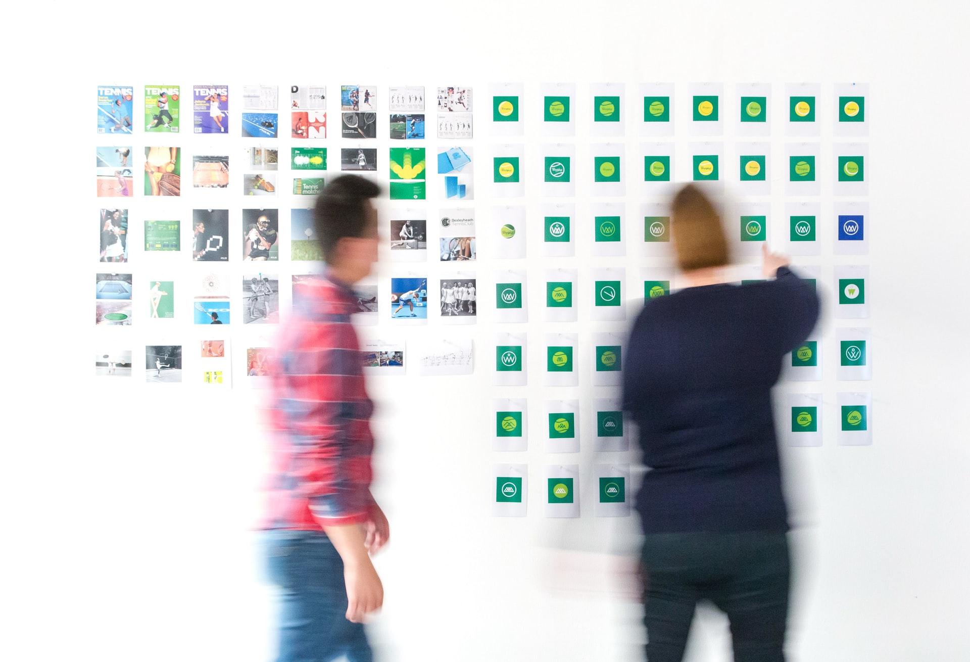 Brainstorming brand ideas