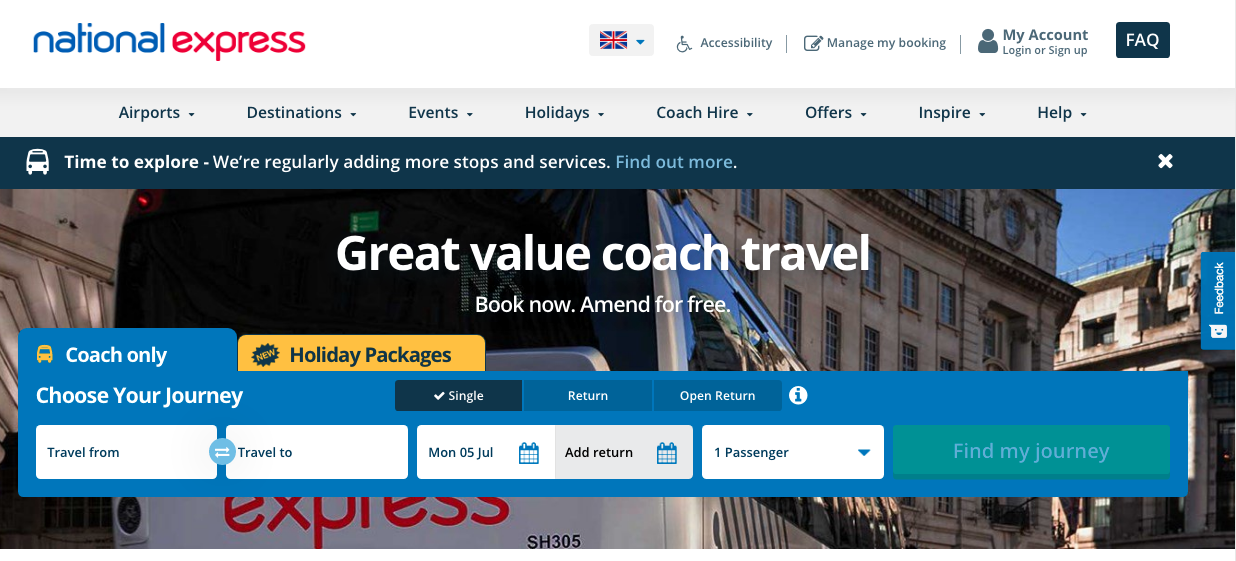 از انگلستان بازدید می کنید؟  در اینجا چند وب سایت مفید برای کمک به شما در برنامه ریزی سفر وجود دارد